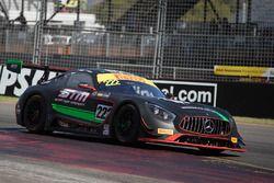 #222 Mercedes AMG GT3: Scott Taylor, Craig Baird