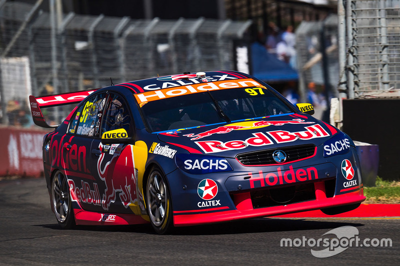 #97: Shane van Gisbergen, Triple Eight Race Engineering, Holden