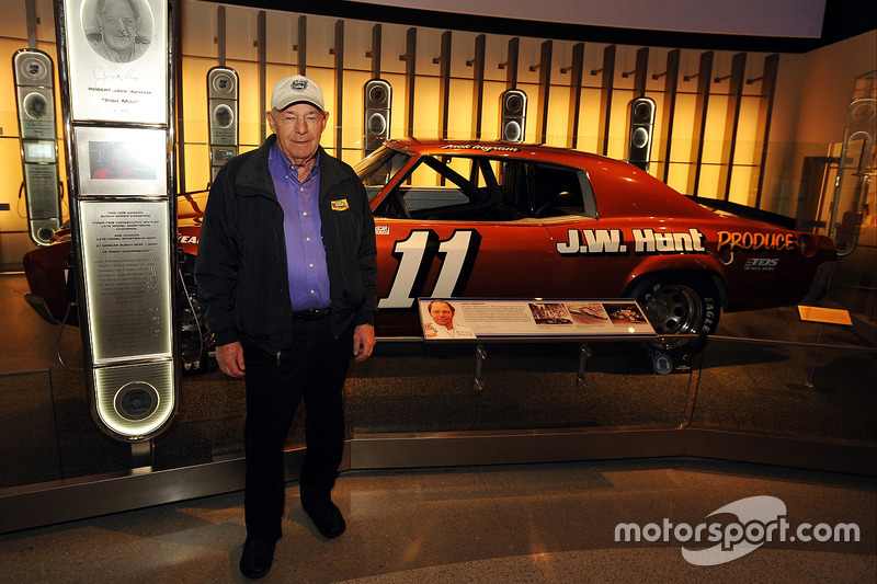 Inducción al Salón de la Fama de NASCAR 2014