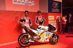 Danilo Petrucci, Scott Redding, Pramac Racing