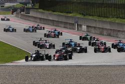 Sebastian Wahbeh Fernandez, Bhaithech e Marcus Armstrong, Prema Powerteam