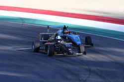 Leonardo Lorandi, Bhaitech lotta per la posizione con Kush Maini, Jenzer Motorsport