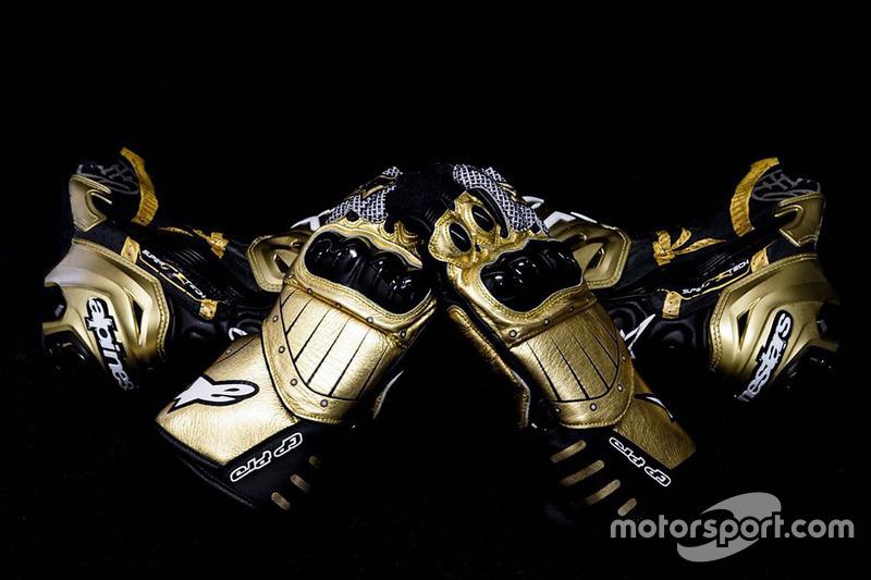Dani Pedrosa, Repsol Honda Team special kit
