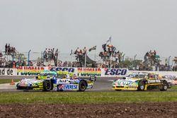 Nicolas Gonzalez, A&P Competicion Torino, Omar Martinez, Martinez Competicion Ford
