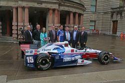 Portland Indycar açıklaması, Belediye binası