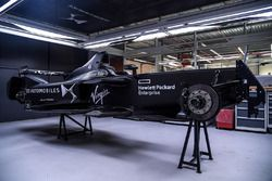 Coche DS Virgin Racing
