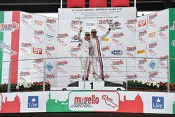 La Mazza-Nicolosi (Ebimotors,Porsche 997 Cup-S.GTCup #169