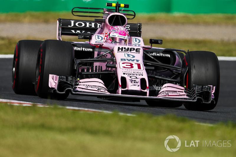Force India (Japanese Grand Prix, Suzuka)