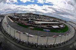 Una panoramica della pista da curva 1