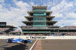 Takuma Sato, Andretti Autosport Honda pakt de overwinning