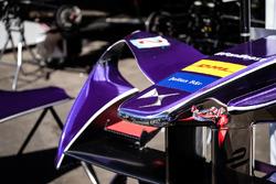 Переднее антикрыло DS Virgin Racing