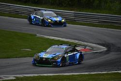 #15 3GT Racing Lexus RCF GT3: Robert Alon, Jack Hawksworth, #14 3GT Racing Lexus RCF GT3: Scott Prue