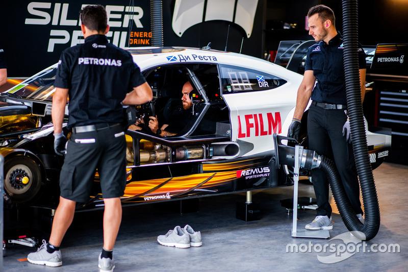 Механики Пола ди Ресты, Mercedes-AMG C 63 DTM