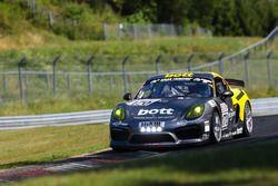 Christoph Breuer, Moritz Oberheim, Lars Kern, Porsche Cayman GT4 CS MR