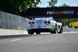 #44 TA Chevrolet Corvette, AJ Henricksen, ECC Motorsports