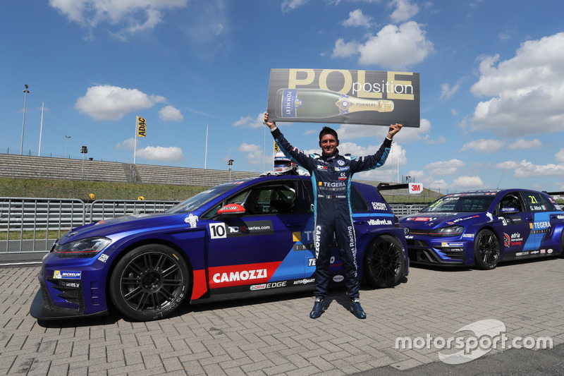 Poleman Gianni Morbidelli, West Coast Racing, Volkswagen Golf GTi TCR