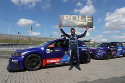 Ganador de la pole Gianni Morbidelli, West Coast Racing, Volkswagen Golf GTi TCR