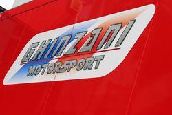 Logo Ghinzani Arco Motorsport