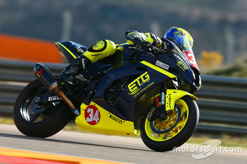 Xavier Pinsach, ORELAC Racing Verdnatura