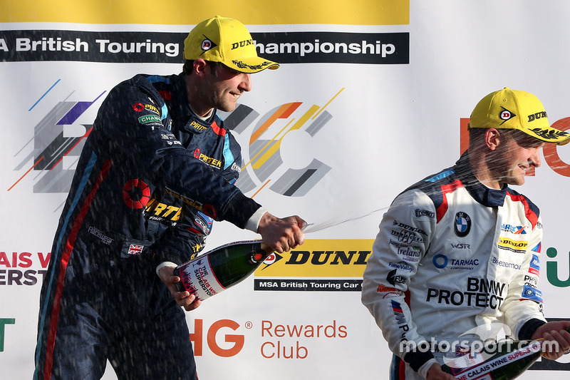 1. Andrew Jordan, BMW Pirtek Racing, BMW 125i M Sport