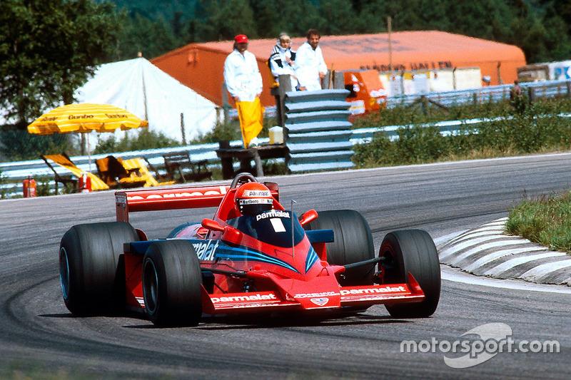 Niki Lauda, Brabham BT46B Alfa Romeo