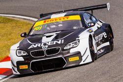 #101 BMW Team SRM, BMW M6 GT3: Danny Stutterd