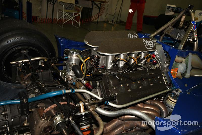 V8 Cosworth-motor