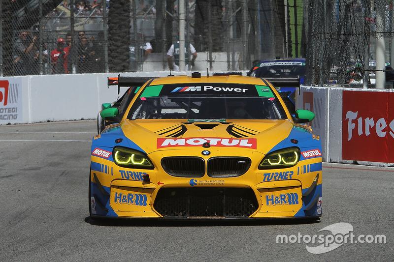 #96 Turner Motorsport BMW M6 GT3: Jens Klingmann, Bret Curtis