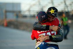 Yarış galibi Fredric Aasbo, Jhonnattan Castro