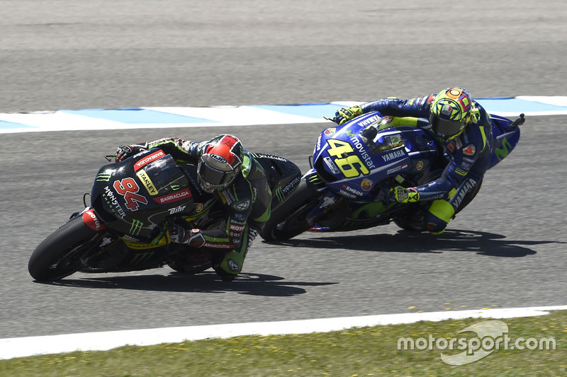 Jonas Folger, Monster Yamaha Tech 3, Valentino Rossi, Yamaha Factory Racing