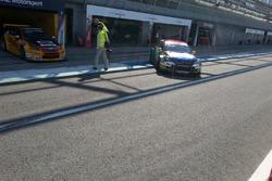 Mehdi Bennani, Sebastien Loeb Racing e Tom Coronel, ROAL Motorsport