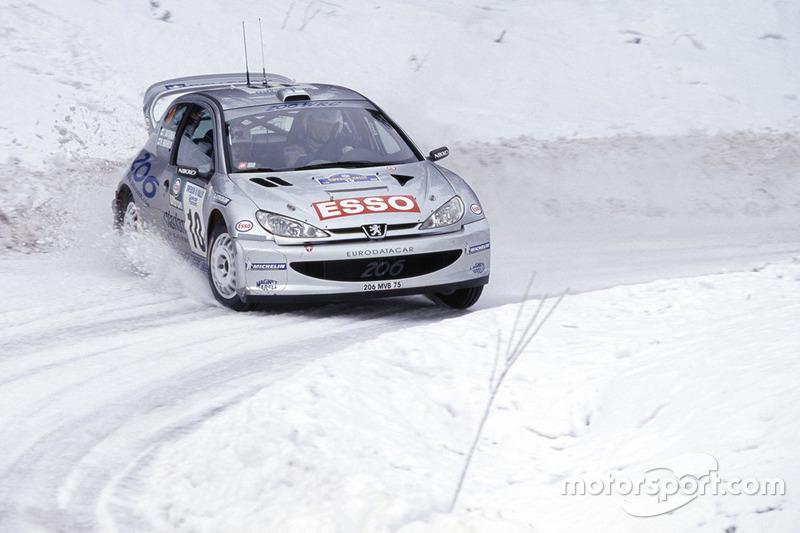 Rallye de Suède 2000