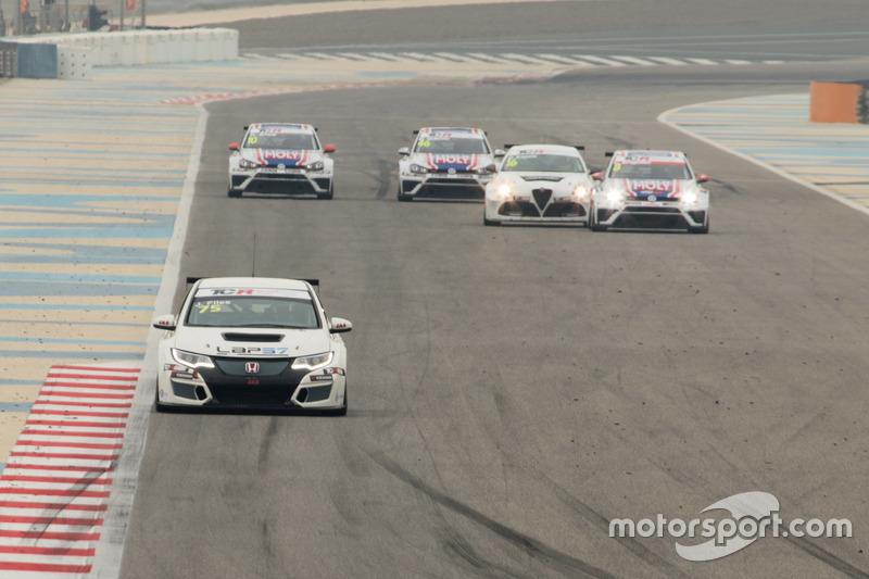 Josh Files, Lap57 Motorsport, Honda Civic TCR