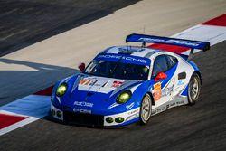 #78 KCMG, Porsche 911 RSR: Christian Ried, Wolf Henzler, Joël Camathias