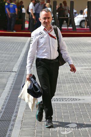 Исполнительный технический директор Mercedes AMG F1 Падди Лоу