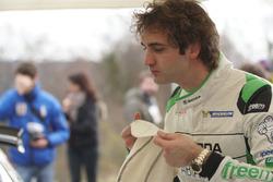 Umberto Scandola, Skoda Fabia R5, Skoda Motorsport Italia