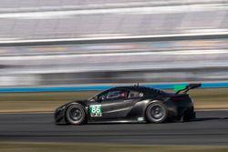 #86 Michael Shank Racing Acura NSX: Oswaldo Negri Jr., Katherine Legge