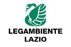 Legambiente, logo della sezione del Lazio