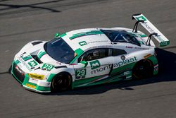 #29 Montaplast by Land-Motorsport Audi R8 LMS GT3: Connor de Phillippi, Jules Gounon, Christopher Mies