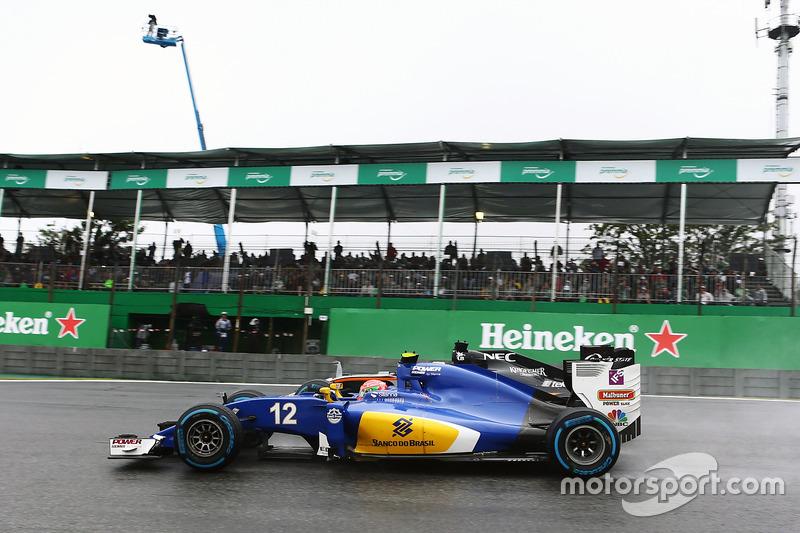 9e - Felipe Nasr (Sauber)