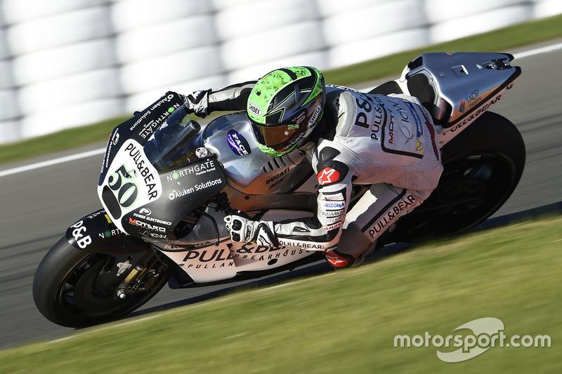 19. Eugene Laverty, Aspar Racing Team