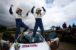 Diogo Gago e Hugo Magalhaes, Peugeot 208 R2