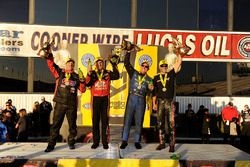 Matt Smith, Greg Anderson, Tommy Johnson Jr., Doug Kalitta