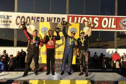 Matt Smith, Greg Anderson, Tommy Johnson Jr., Doug Kalitta