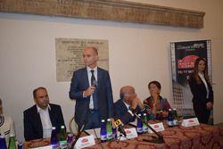 Daniele Frongia, assessore allo sport Roma Capitale