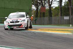 Alessandro Vai, Arduini Corse, Peugeot 308 MI16-TCT#102