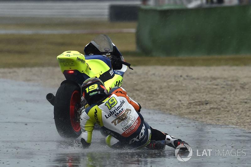 Ксавье Симеон, Tasca Racing Scuderia, Moto2