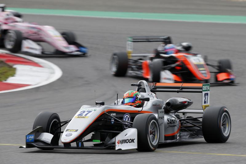 Jehan Daruvala (European F3 Nurburgring)