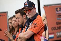 Dirk Grübel, Red Bull KTM Factory Racing