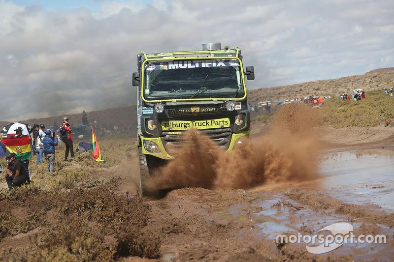 Dakar action